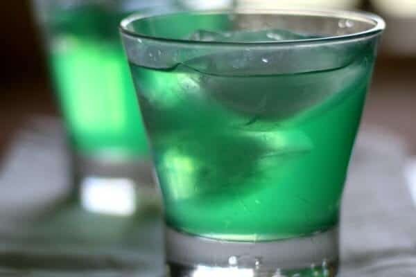 All About Green Drinks