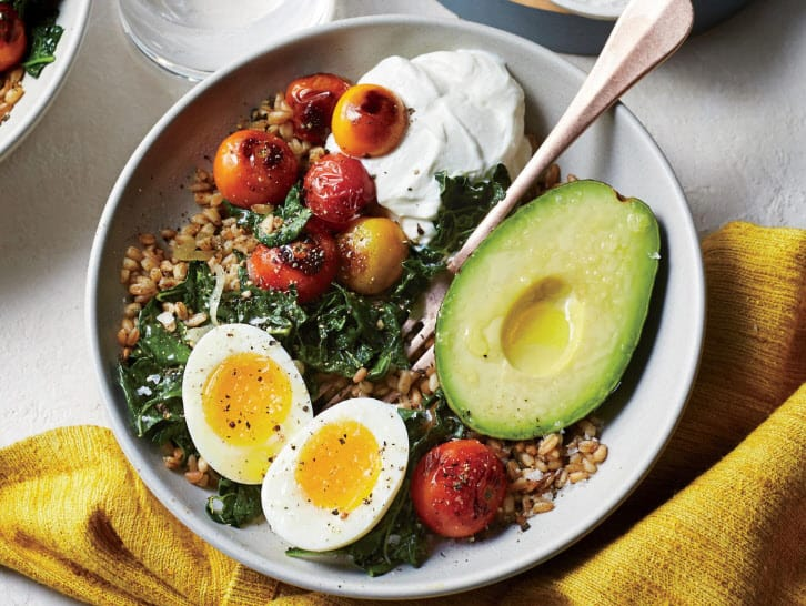 High-Protein Breakfast for Body Fat Loss