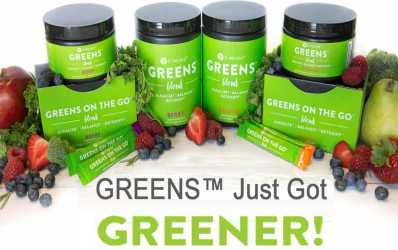 It Works! Greens Review