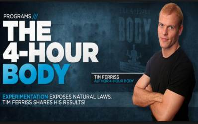 The 4 Hour Body – The Ultimate Guide by Tim Ferriss