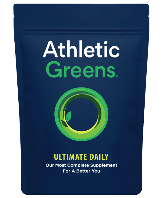 Athletic Greens Powder ultimate daily pack
