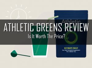 Athletic Greens review new look