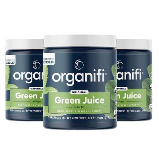 Organifi Green Juice 3 pack