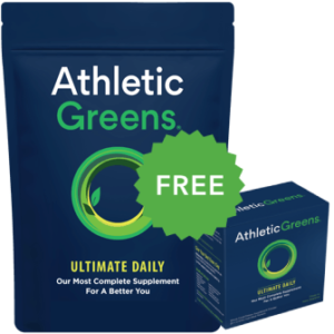 athletic greens 20 travel packs free