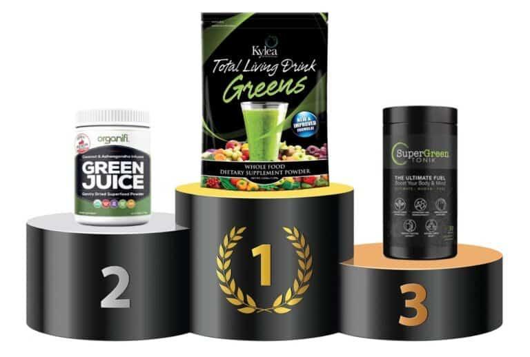 best green powders