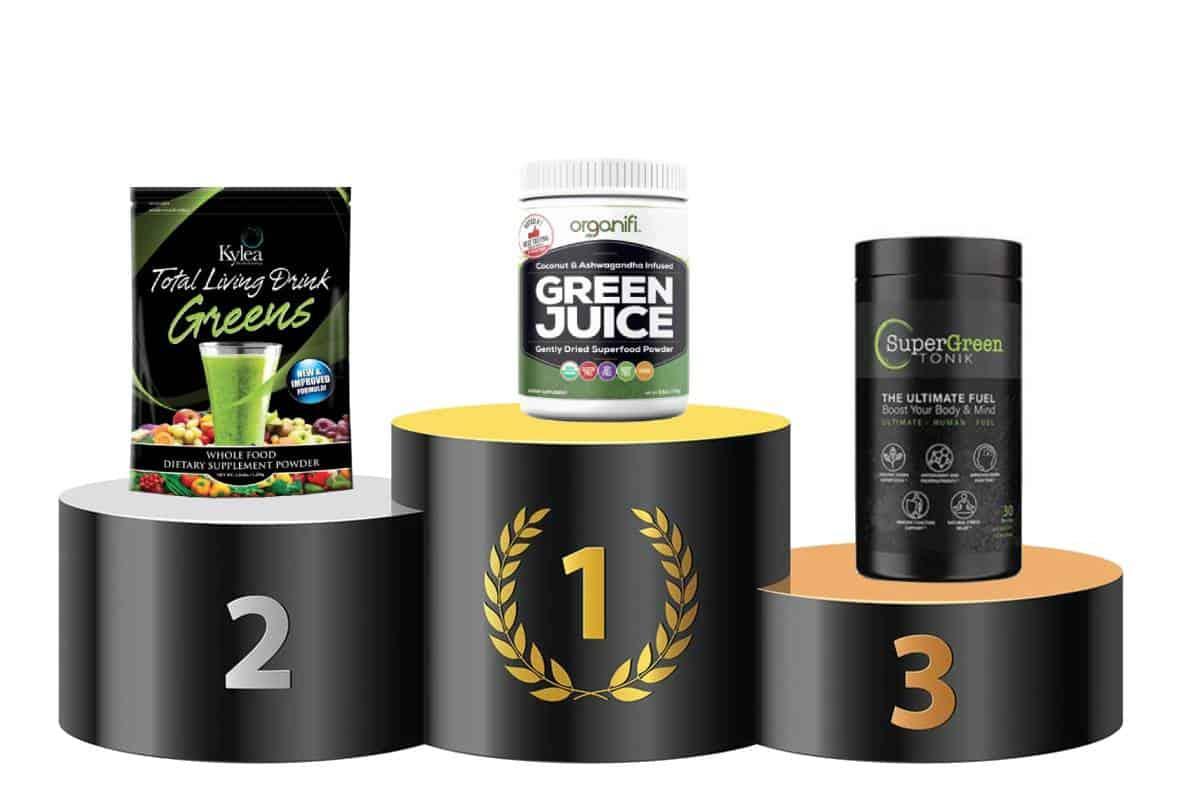 Best Greens powder