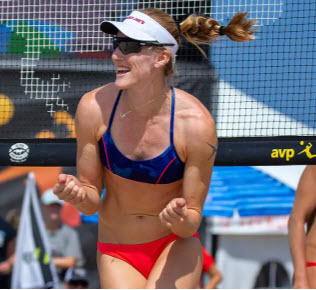 Emily Day professional voleyball player